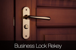 Business-Lock-Rekey