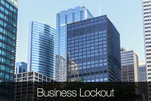 Business-Lockout